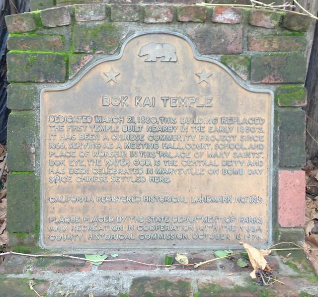California Historical Landmark #889