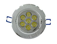 LED Ceiling Light-WS-CL7x1W02