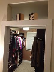 Modern Retreat Dressing Room