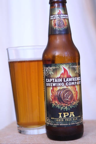 Captain Lawrence Brewing Company IPA