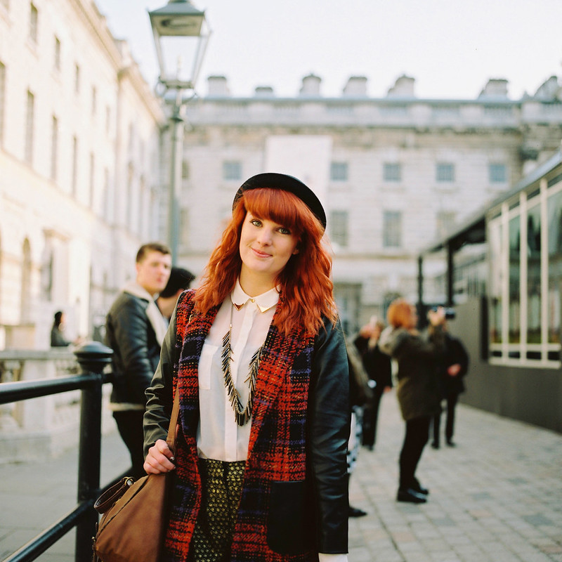 London Fashion Week : Somerset House