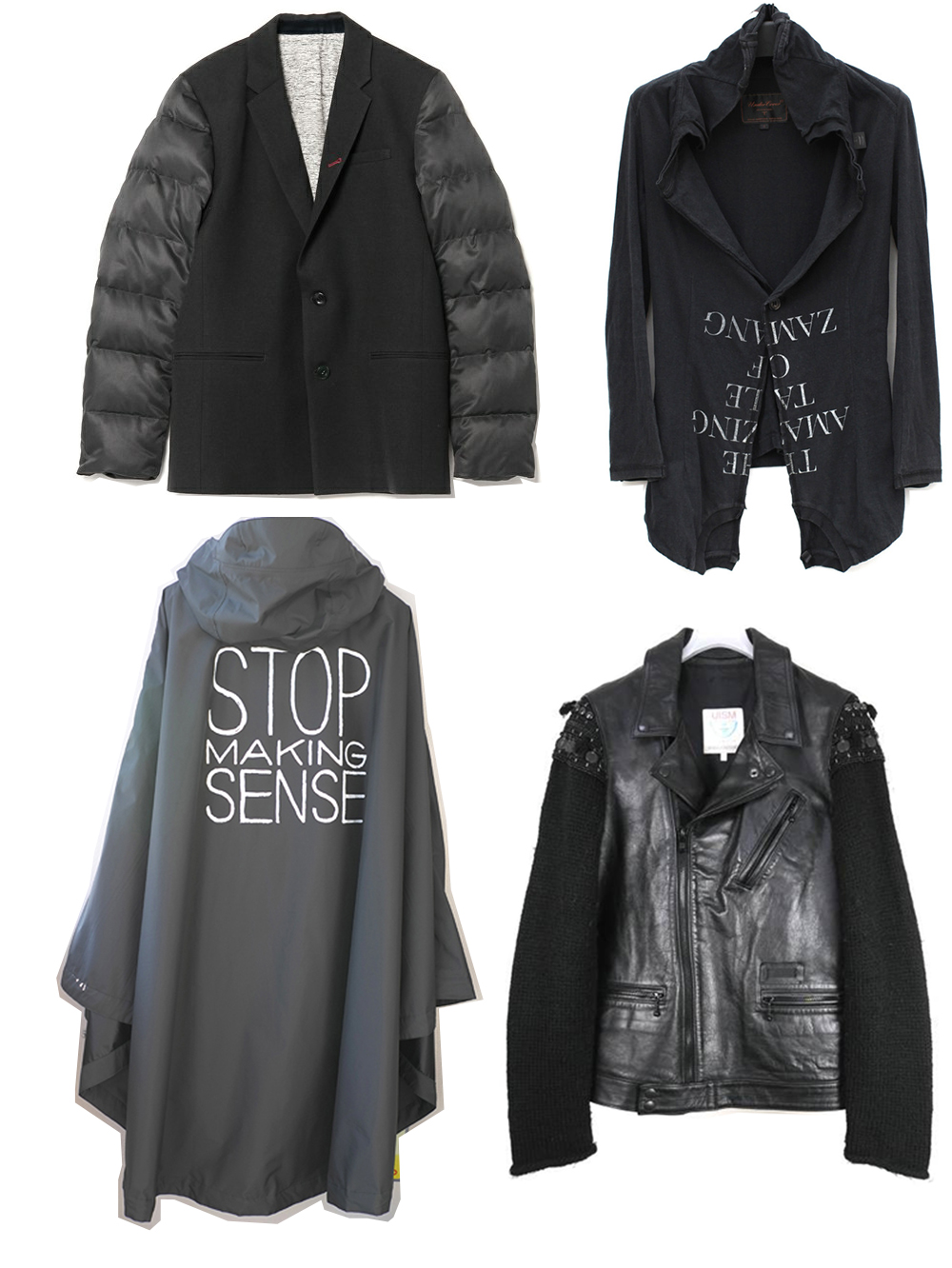 Tuukka13 - Inspiration - Undercoverism Jackets - Mood Board - 3