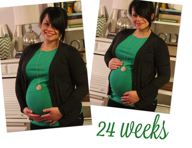 24 week collage