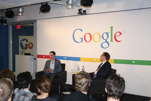 Google Talk with Nate Silver