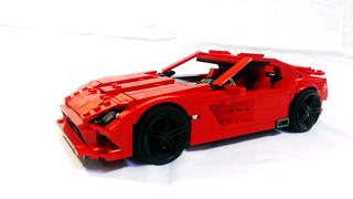 SRT Viper GTS (Front End)