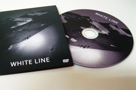 DVD White Line v limitované edici