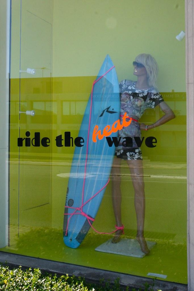 Ride the HeatWave