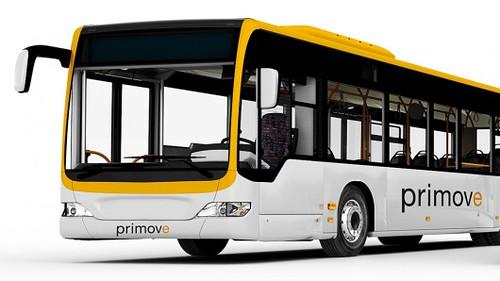 Масштабный тест беспроводной зарядки для электроавтобусов пройдет в Германии