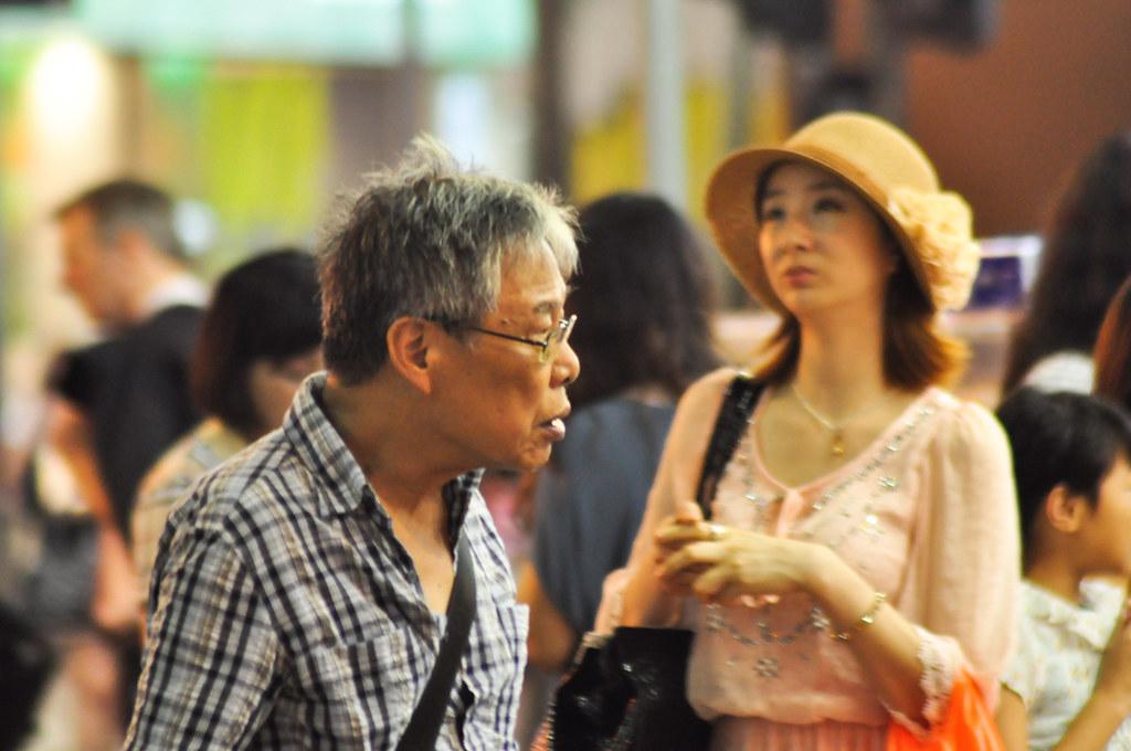 Streets of Causeway Bay 銅鑼灣街道
