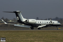 N711SW - 6007 - Private - Gulfstream G650 - 120227 - Luton - Steven Gray - IMG_3046