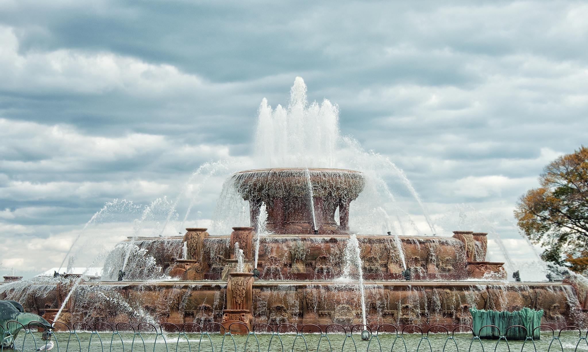 Buckingham Fountain - Grant Park, Chicago