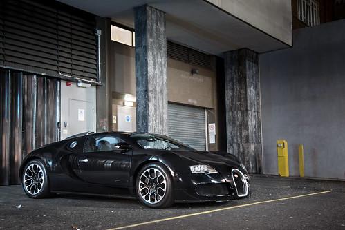 Veyron Hideout. by Alex Penfold