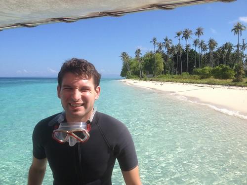 me at Sibuan Island
