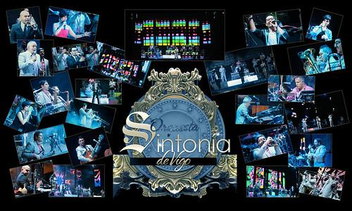 Orquesta Sintonía de Vigo 2013 - cartel