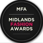 Midlands Fashion Awards new logo 2013