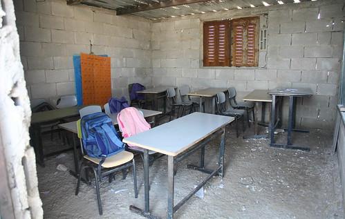 כיתה בבית הספר באל פ'חית