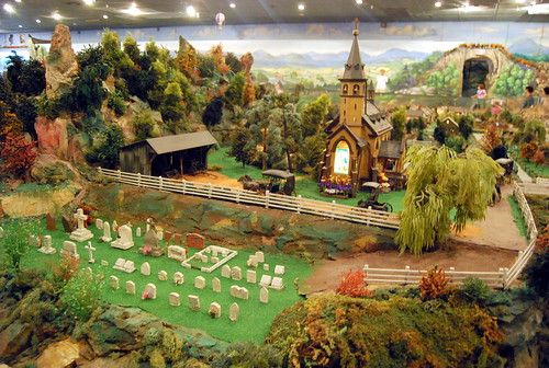 Roadside America - church