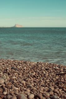Image of Albir Playa. playa albir