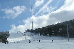 SNOW tour: Skalka arena - párty v přezkáčích a nezapomenutelný výhled