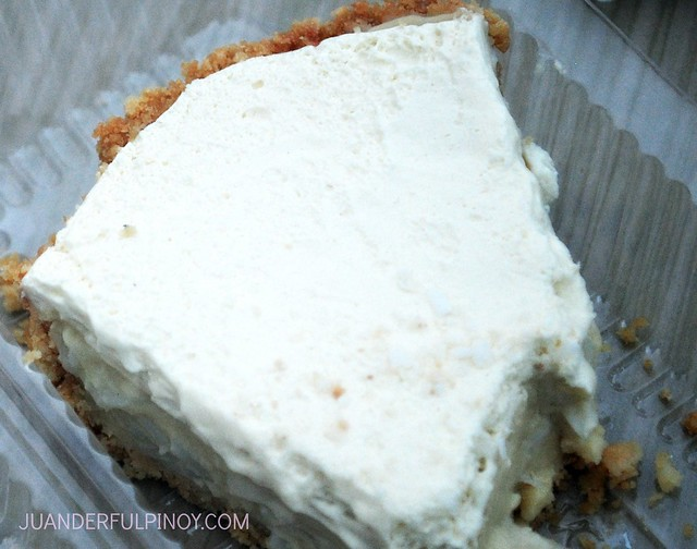 COCONUT CREAM PIE OF PUZZLE MANSION