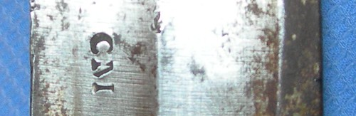 Sabre An XIII - identification d'un poinçon 8552506958_b3bd6644bf