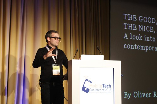 Keynote | Web Design today: The Good. the Bad, the Nice and the Ugly | Oliver Reichenstein (iA Inc.)