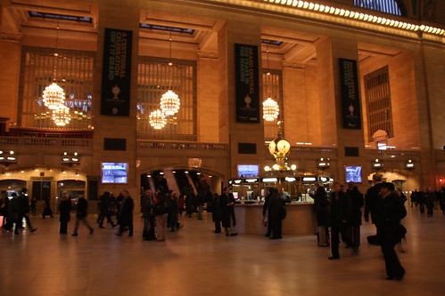 Grand Central Station main concourse