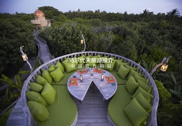 索尼娃富士岛第六感酒店[Soneva Fushi by Six Senses]餐厅