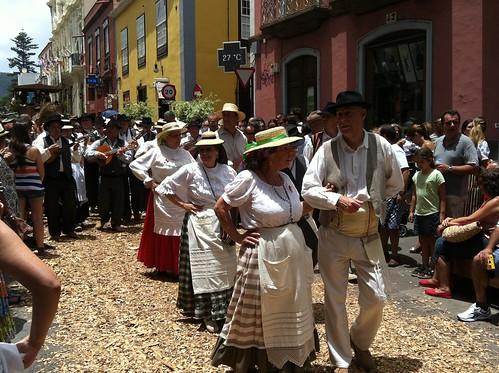 Fiesta La Laguna Tenerife
