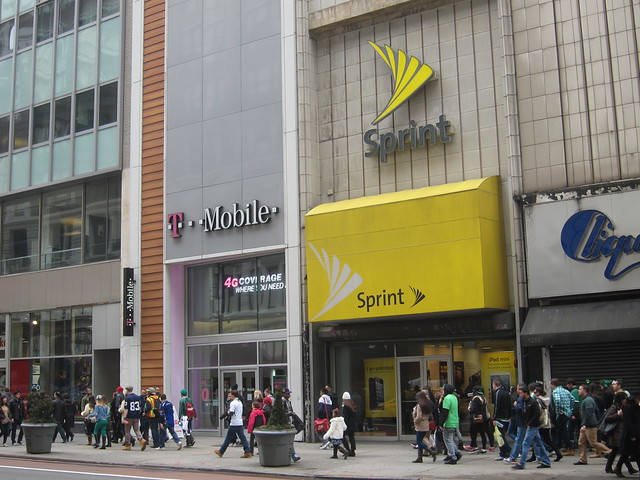 Sprint & T-Mobile