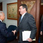 Deputy Secretary of Defense Ashton B. Carter Visits Indonesia, Attends Jakarta International Defense Dialogue