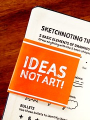 Ideas, Not Art Flap