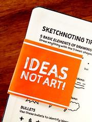 Ideas, Not Art Flap