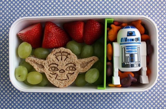 Preschooler Star Wars Bento #418