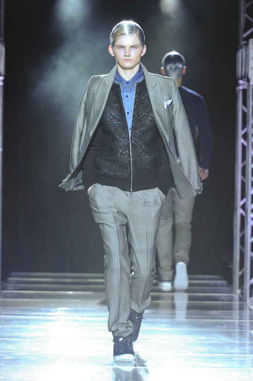 FW13 Tokyo yoshio kubo020_Morris Pendlebury(Fashion Press)