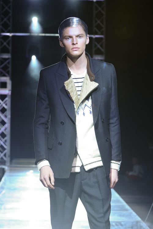 FW13 Tokyo yoshio kubo023_John Hein(Fashion Press)