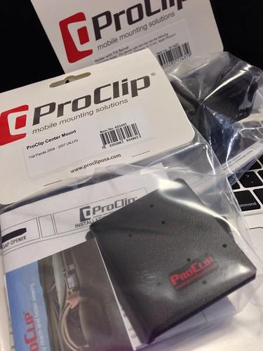 ProClip for New Panda