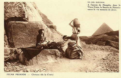 Christus (1916) Holy Family in Egypt