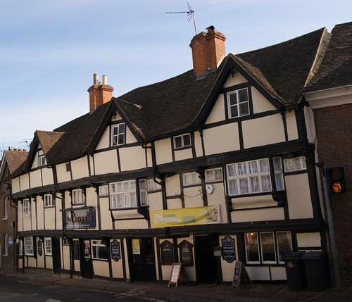 The Chequers, Aylesford, Kent