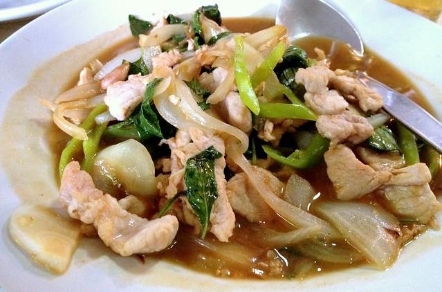 Kra Pow Moo
