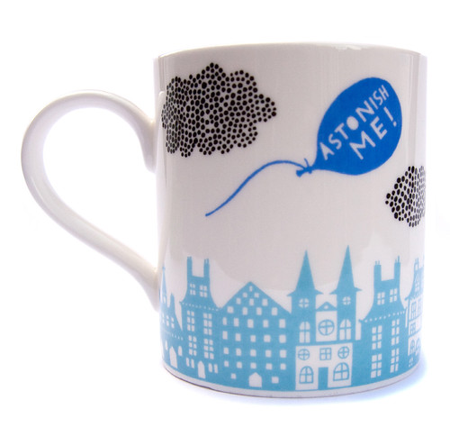 Mug by Rob Ryan