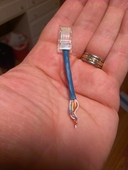 Super high-tech network investigation tool