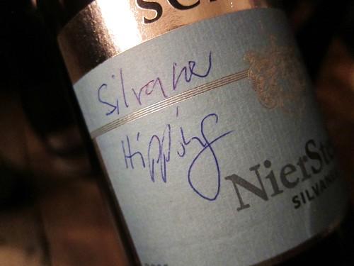 2012 Silvaner Hipping Weingut Schätzel