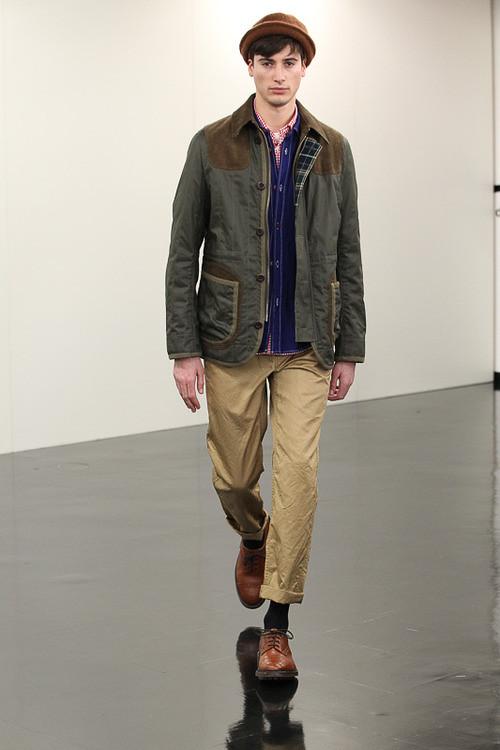FW13 Tokyo COMME des GARCONS HOMME008_Julien Chanca(Fashionsnap)