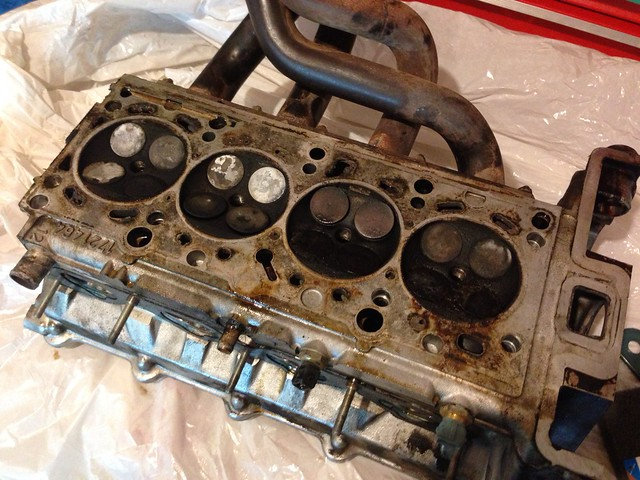 Head Gasket Replacement