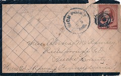 Victorian and Edwardian Mourning Letters