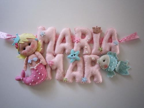 ♥♥♥ Maria do Mar... by sweetfelt \ ideias em feltro