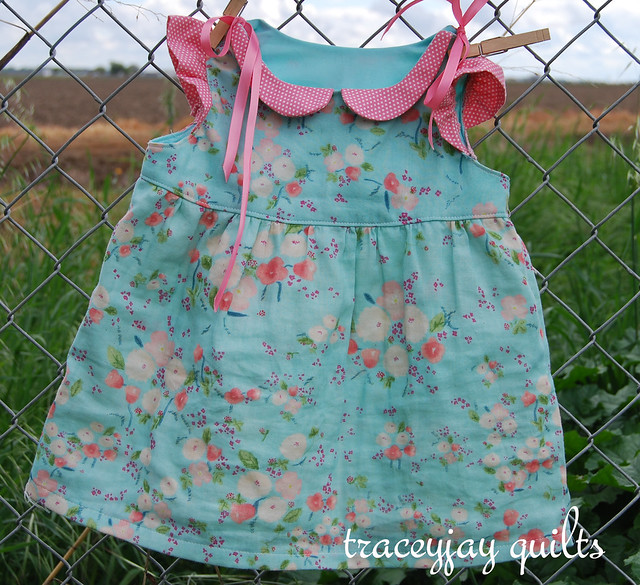 Sugarplum Easter dress