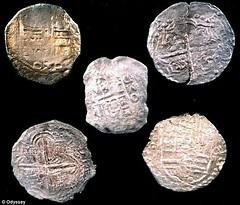 Rosario silver coins