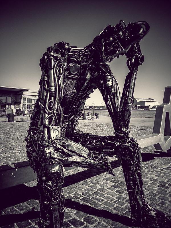 """Zinkglobal"" (""Terminator""), Copenhagen"
